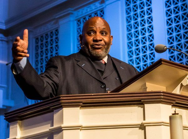 Dr. Sylvestor Robinson, Senior Pastor, Love Fellowship Christian Church