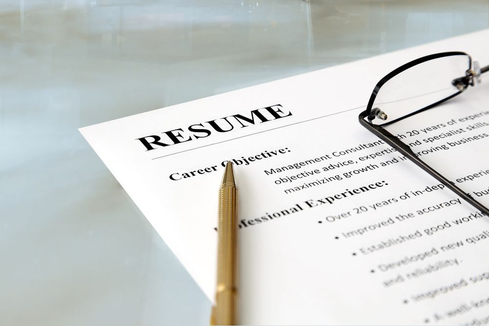 8 Things to Leave off of Your Resume