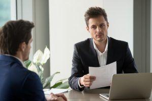 Explaining Unemployment in a Job Interview