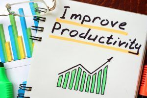 Tricks to Increasing Your Productivity at Work